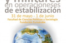 Cartel jornadas cooperación MADOC – UGR