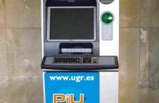 Cajeros automáticos para Punto de Información Universitaria