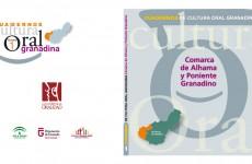 Cuadernos de cultura oral Granadina