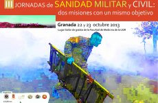 III Jornadas de Sanidad Militar y Civil